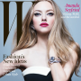 Amanda Seyfried in W: Cowboy Boots and Bikinis!