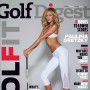 Paulina Gretzky Golf Digest Cover