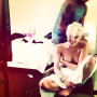 Totally Topless Miley Cyrus
