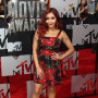 Snooki at MTV Movie Awards