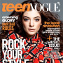 Lorde Teen Vogue Cover: Surprisingly Glam!