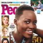 Lupita Nyong'o People Cover