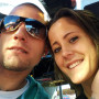 Jenelle Evans and Courtland Rogers Selfie