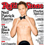 Neil Patrick Harris: Naked for Rolling Stone!
