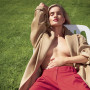 Rosie Huntington-Whiteley for V Magazine: We See Nipple!