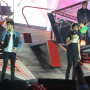 Louis-tomlinson-and-zayn-malik-on-stage