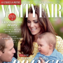 Kate Middleton, Prince George Vanity Fair Cover