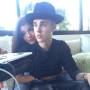 Justin Bieber Cuddles with Yovanna Ventura, Sticks It to Selena Gomez