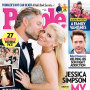 Jessica Simpson Wedding Photo