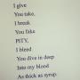 Nina Poem