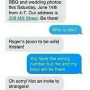 We Still Coming: Viral Wedding Text Exposed as Hoax, But Real Story is Almost as Good