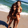 Teresa Giudice and Daughter