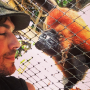 Ian Somerhalder and Lemur