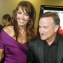 Susan Schneider, Robin Williams