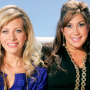 Jacqueline Laurita and Dina Manzo