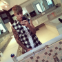 Justin Bieber Shaves His Mustache