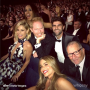 Kerry Washington Photobombs Modern Family Cast, Remains Awesome