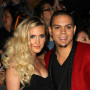 Ashlee Simpson and Evan Ross Photo