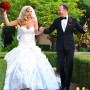 Jenny McCarthy Wedding Dress