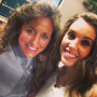 Michelle and Jill Duggar