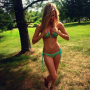 Joy Corrigan Bikini Picture