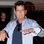Charlie Sheen Tweets Racist Outrage Over President Obama's March Madness Bracket