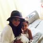 Selena Gomez with Hospital Patient