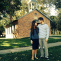Jessa and Ben Seewald Photograph