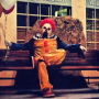 Wasco, California Clown