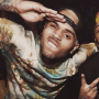 Chris Brown Salute
