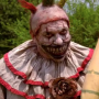 American Horror Story Freak Show Clown