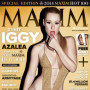 Iggy Azalea Maxim Cover