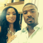 Ray J and Princess Love Photo