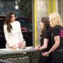 Kim Kardashian on 2 Broke Girls