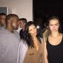 Bleached Kim Kardashian Photo