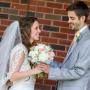 Jill Dillard Wedding Pic