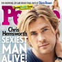 Chris Hemsworth: Sexiest Man Alive!