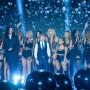 Ariana Grande, Ed Sheeran: Victoria's Secret Fashion Show Pic