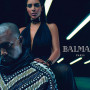 Kanye West, Kim Kardashian Ad