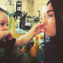 Megan Fox Smooches Son in Rare Baby Photo