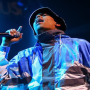 Chris Brown Singin in Concert