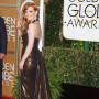 Jessica Chastain at the Golden Globe Awards