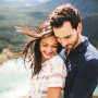 Desiree Hartsock Engagement Photo