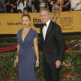 Rebecca Gayheart and Eric Dane at the SAG Awards
