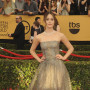 Emmy Rossum at the SAG Awards
