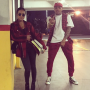 Chris Brown: Crotch Grab Alert!