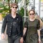 Dakota Johnson and Matthew Hitt in NYC