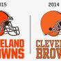 Cleveland Browns New Helmet, Logo