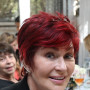 Sharon Osbourne Close Up