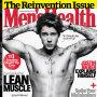 Justin Bieber Men's Health Cover